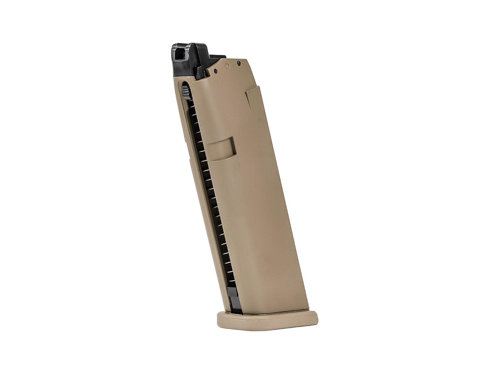 【再販予約】Umarex GlockAirsoft G19X スペアマガジン