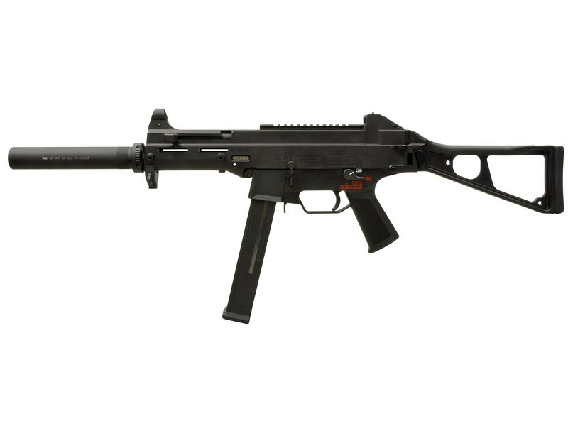 VFC/Umarex UMP.45 DX GBBR (JPver./HK Licensed)