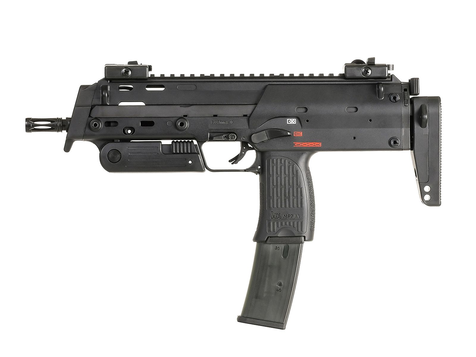 Umarex/VFC H&K MP7A1 NewGenerationAEG (JPver./HK Licensed)
