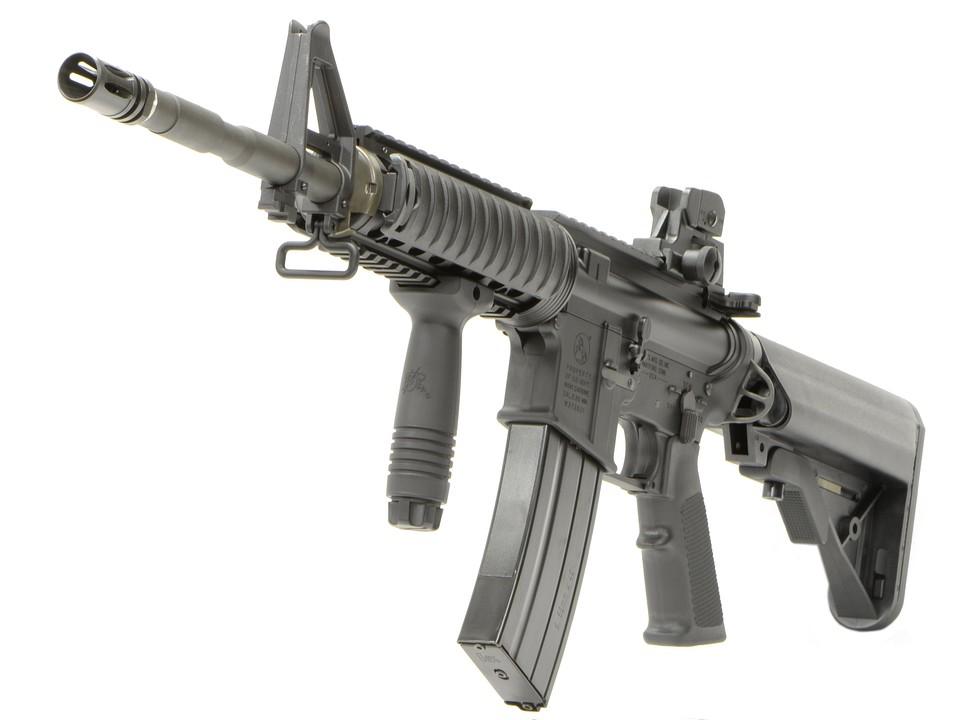 VFC Colt SOPMOD M4 GBBR DX (JPver./COLT Licensed) 【2015ver】