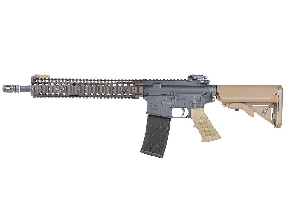 VFC Colt M4A1 RIS2 GBBR Premium DX (JPver./COLT&DD Licensed) ガンケース付