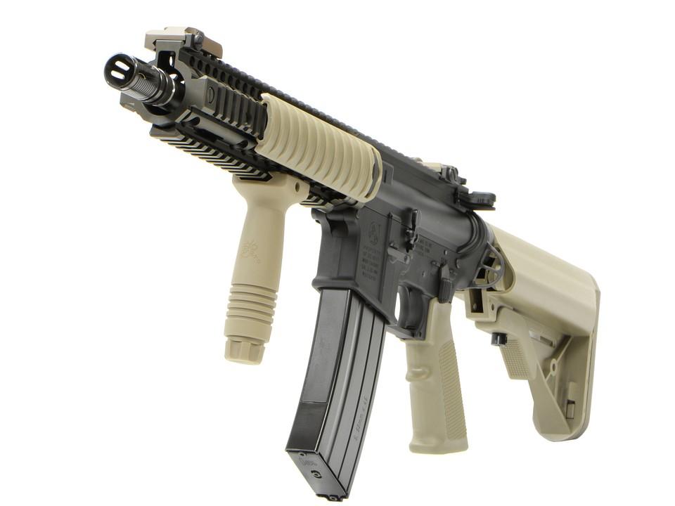 VFC Colt Mk18Mod1 GBBR DX (JPver./COLT&DD Licensed) TAN 【2015ver】