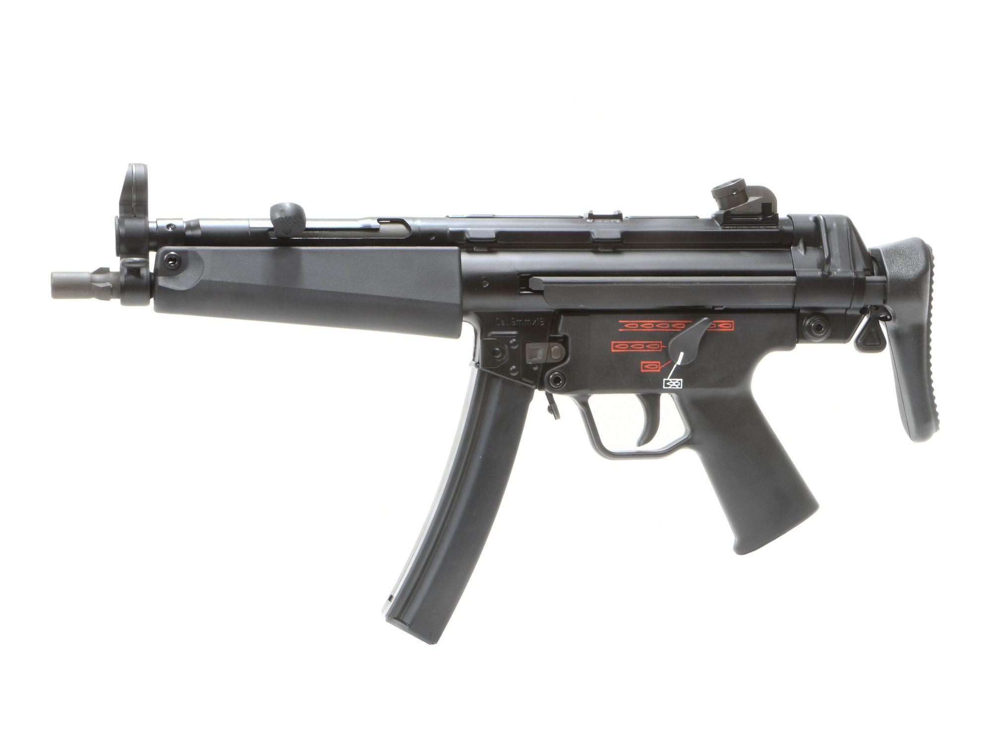 【新製品予約】Umarex(VFC) H&K MP5A5 Gen.2 GBBR (JPver./HK Licensed)