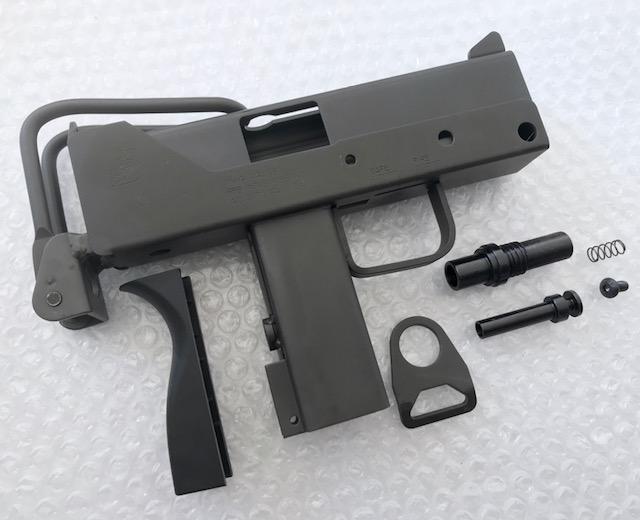 【再入荷】Alpha Parts KSC イングラム M11A1用スティールコンバージョンキット