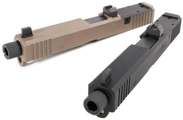 PTS マルイG17用 Unity tactical ATOM スライド