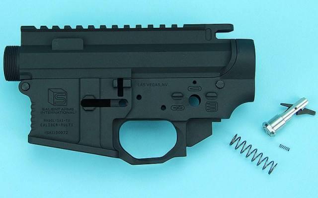 G&P Salient arms メタルレシーバーキット WA M4 GBB用