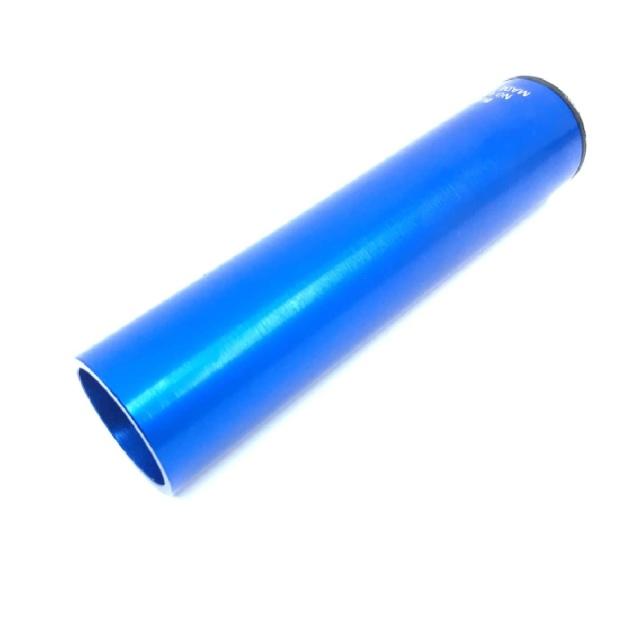 Airsoft Artisan Bluecanタイプ ダミートレーニングサイレンサー 14mm逆ネジ