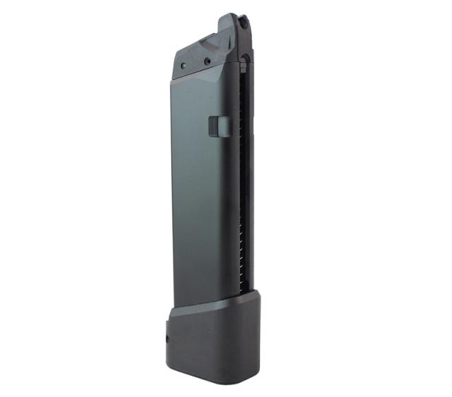 ACE1 ARMS Glock TTIスタイル アルミタクティカルトレーニングマガジン (東京マルイ/WE/VFC/StarksArms/SAA対応)