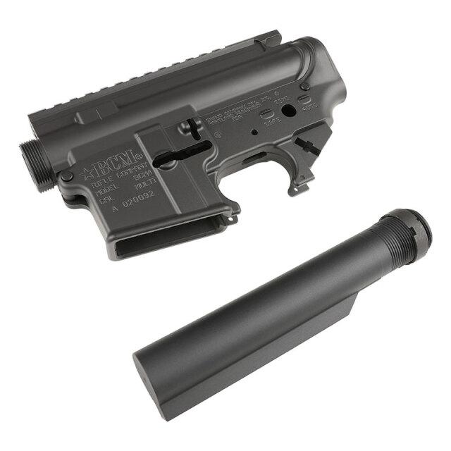 Guns Modify アルミレシーバーセット (東京マルイ M4 MWS対応/BCM刻印)