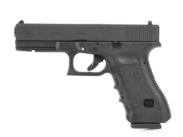 Umarex GlockAirsoft G17 Gen.3 GBBハンドガン (BK)<