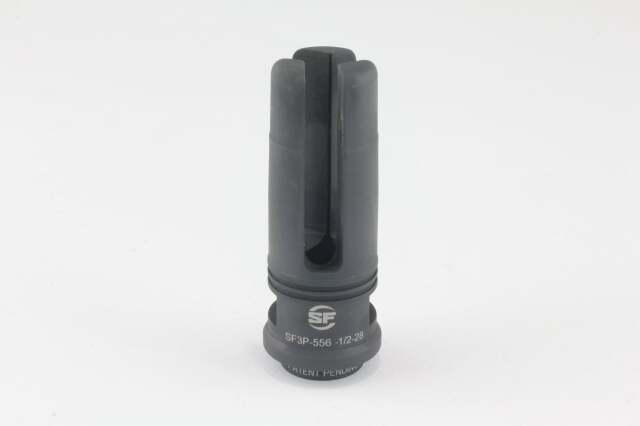 Z-Parts SF FH556RC 3Pタイプ スティールフラッシュハイダー 14mm逆ネジ