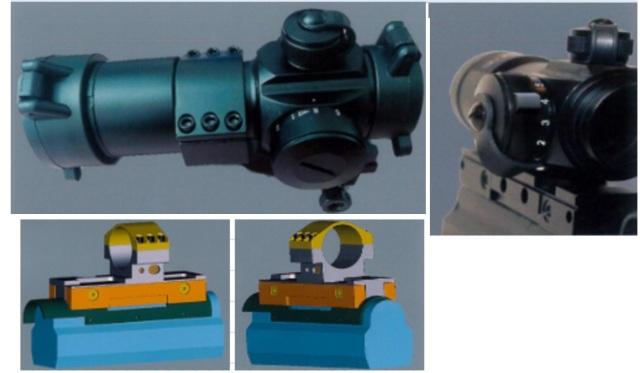 【特価】MDNコーポレーション89式小銃用照準補助具改型