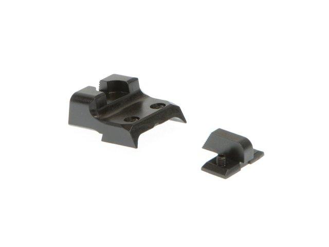 CRUSADER UmarexVP9GBB LowProfileコンバットサイト/Steel (Heinie TACTICAL LEDGEタイプ)