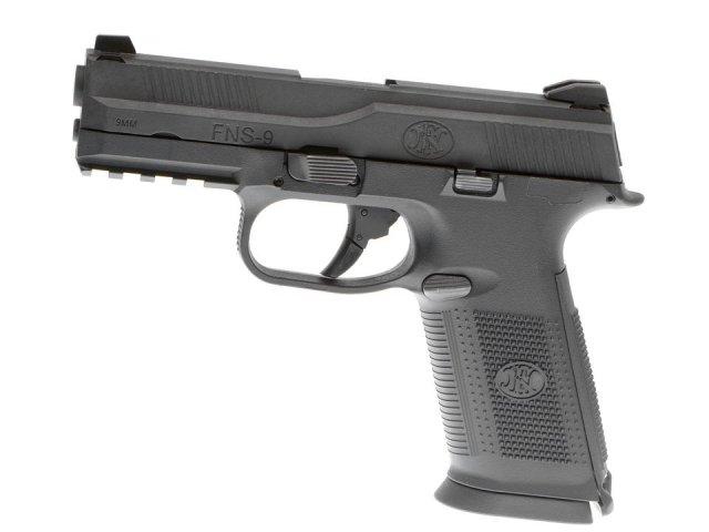 CyberGun FN FNS-9 ガスブローバックピストル (JPversion) BK