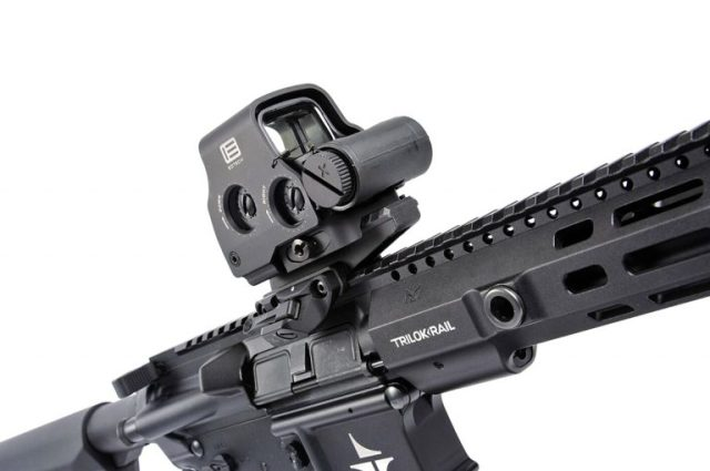 Unity Tactical FAST Riser mount -BK