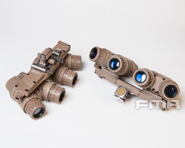 FMA GPNVG18 ダミーナイトビジョン (バッテリーケース/ワイヤー付属)