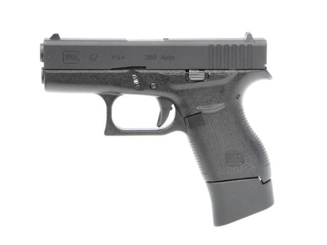 Umarex GlockAirsoft G42 Gen.4 GBBハンドガン (BK)