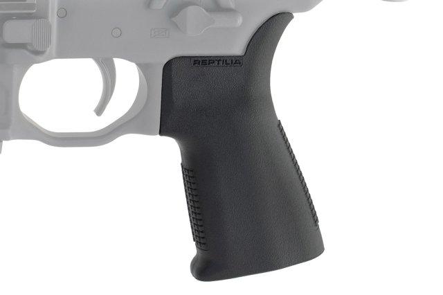Reptilia corp CQG grip for AR15 / Black