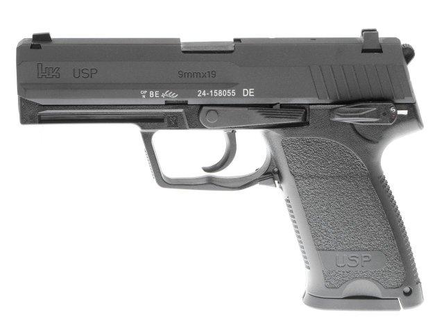 Umarex/VFC H&K USP 9mm GBBピストル (JPver./HK Licensed)