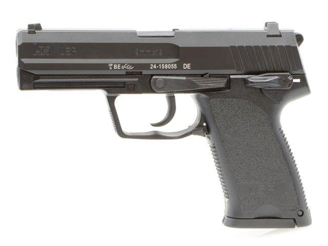 【新製品予約】Umarex/VFC H&K USP 9mm GBBピストル CerakoteLimited (BK)