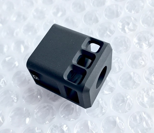 Ready fighter TBRCi タイプ Glock マイクロコンペセイター 14mm正