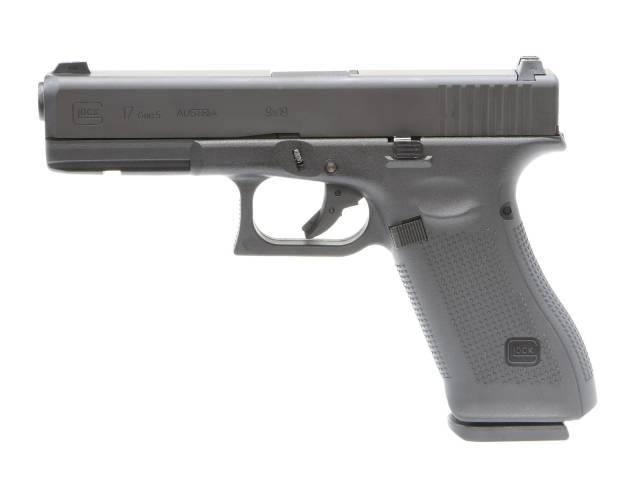 【新製品予約】Umarex GlockAirsoft G17 Gen.5 GBBハンドガン [Cerakote Limited]