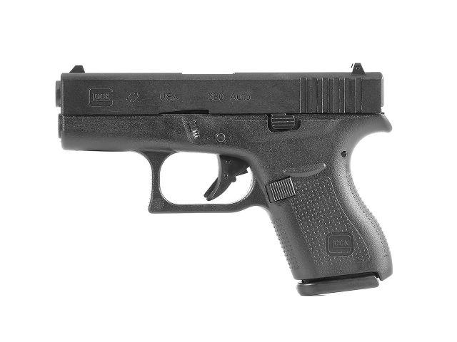 【新製品予約】Umarex GlockAirsoft G42 Gen.4 GBBハンドガン (BK)
