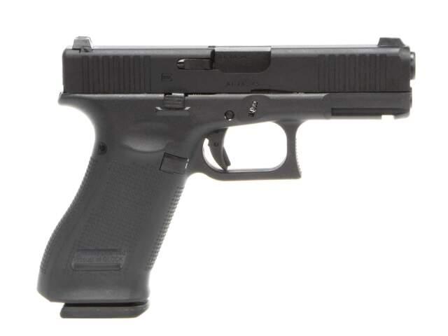 Umarex GlockAirsoft G45 GBBハンドガン (BK)
