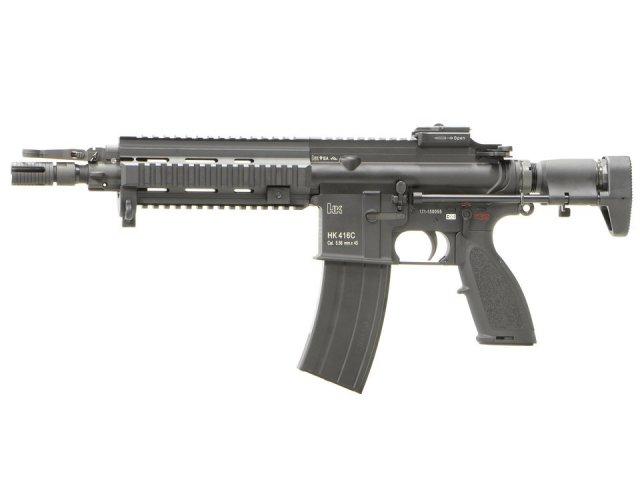 VFC/Umarex HK416C GBBR (JPver./HK Lisenced)【2015ver】