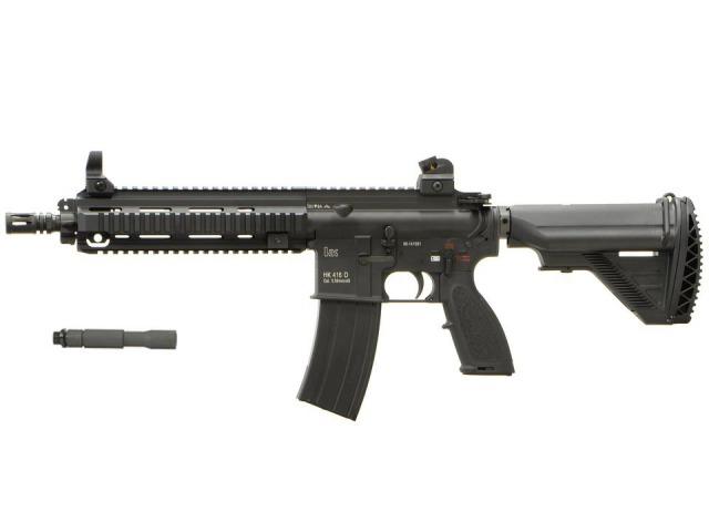 【再販予約】Umarex HK416D Gen.2 GBBR (JPver./HK Licensed)