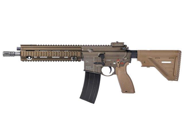 【訳アリ特価】Umarex HK416A5 GBBR TAN (JPver./HK Licensed)