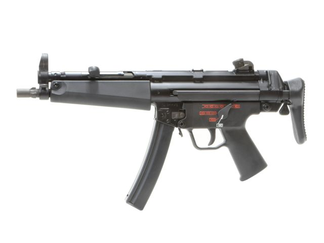 Umarex(VFC) H&K MP5A5 Gen.2 GBBR (JPver./HK Licensed)