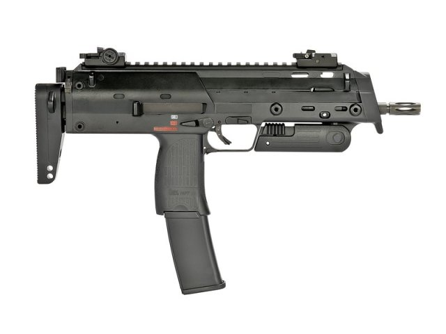【再入荷】Umarex(VFC) MP7A1 Gen.2 GBBR (JPver./HK Licensed)