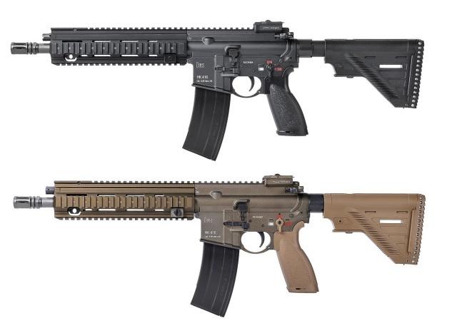 【再販予約】Umarex HK416A5 GBBR (JPver./HK Licensed)