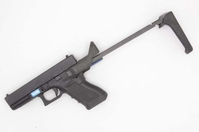 NB Flux-17タイプ glock用カービンストックキット