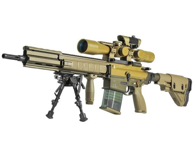 VFC/Umarex G28 DMR AEG (JPver./HK Licensed) ガンケース付 DX Limited
