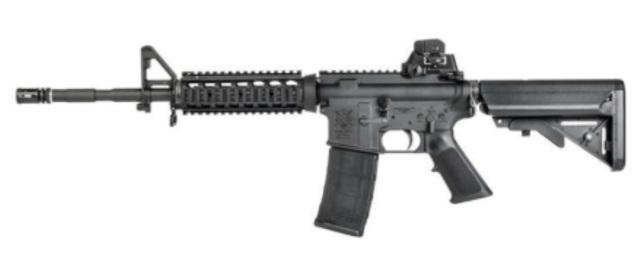 【新製品予約】CyberGun(VFC) Colt M4 RIS 14.5in GBBR V2 (JPver.)