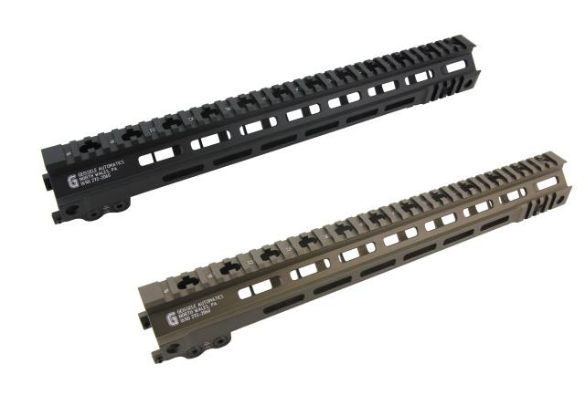Zparts Geissele MK4タイプ 15'' ハンドガード(MWS/VFC/PTW/GHK/WE対応)