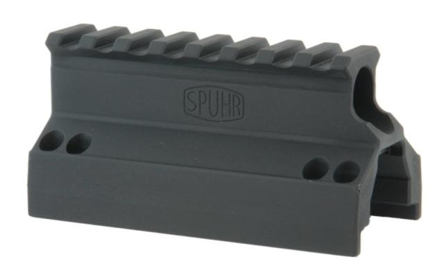 Spuhr MP5 C-THRU TOP RAIL