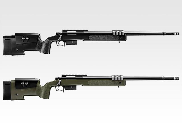 東京マルイ ボルトアクションエアーライフル M40A5 (O.D.ストック)