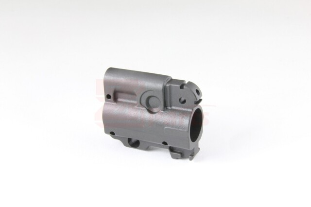 Z-parts VFC/PTW HK416 SMR Steel Gas Block