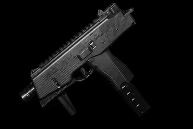 KWA KMP9 (B&T MP9/TP9) GBB SMG フォールディングストック仕様(海外バージョン)