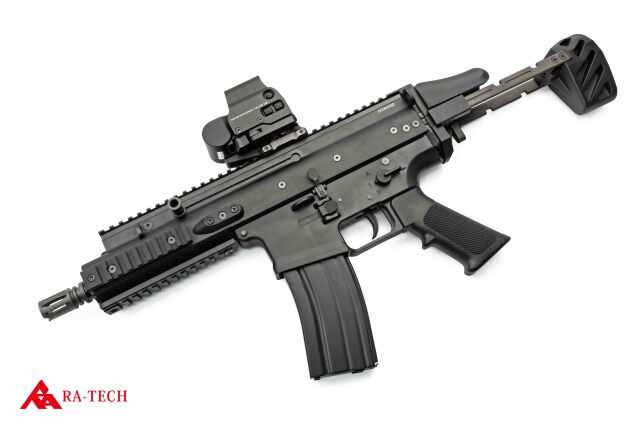 RATECH FN SCAR-SC コンプリートGBB (WE SCAR-Lベース)