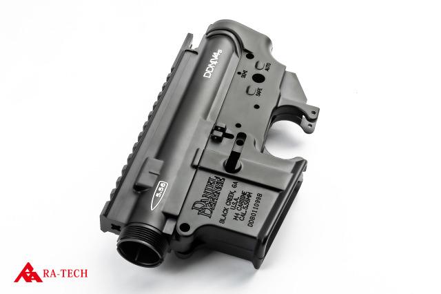RA-TECH 7075-T6鍛造 Daniel Defense レシーバー(VFC/GHK/WE)