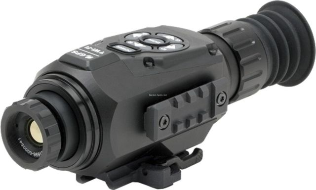 ATN Thor HD 1.25-5x 384x288 19mm Thermal Rifle Scope