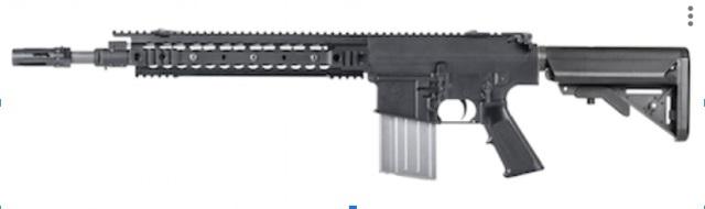 【新製品予約】VFC KAC SR25 Enhanced Combat Carbine GBBR (JPver./Knight's Licensed)