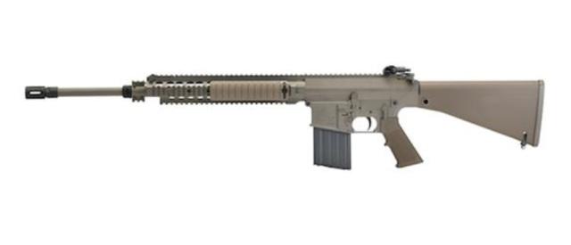 【新製品予約】VFC KAC M110 SASS GBBR (JPver./Knight's Licensed)