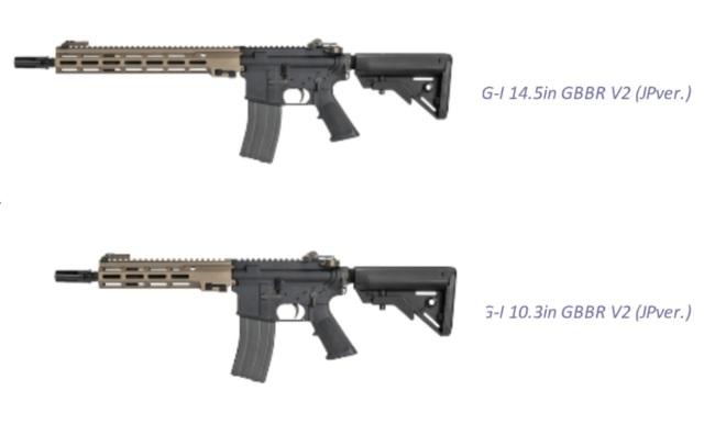 【新製品予約】CyberGun(VFC) Colt URG-I GBBR V2