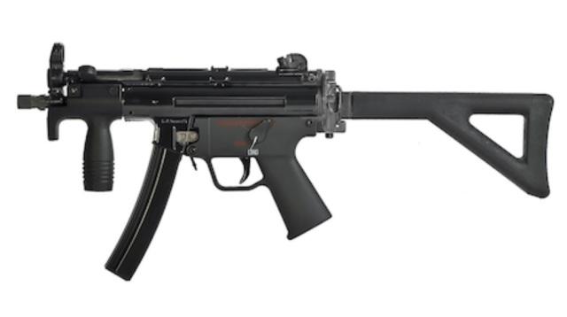 Umarex MP5K PDW Gen.2 GBBR (JPver./HK Licensed)