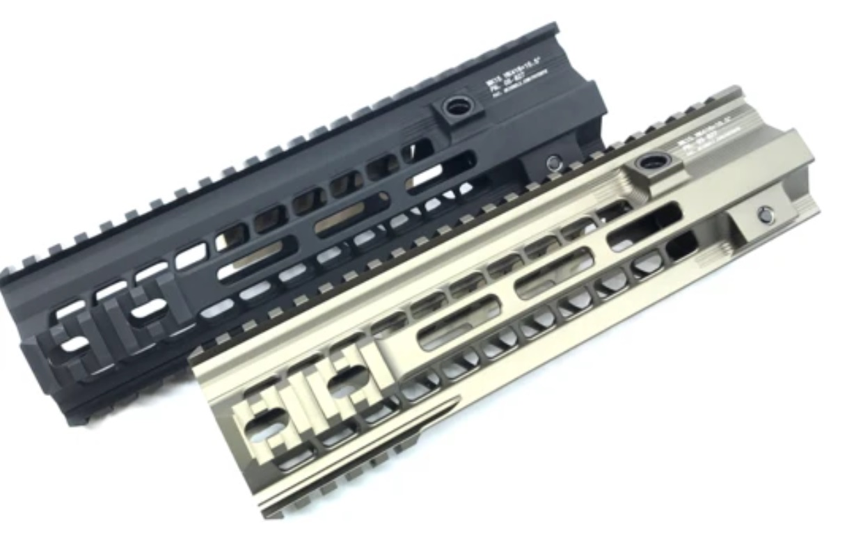 AIRSOFT ARTISAN 各社HK416用Geisseleタイプ MK15 M-lokハンドガード
